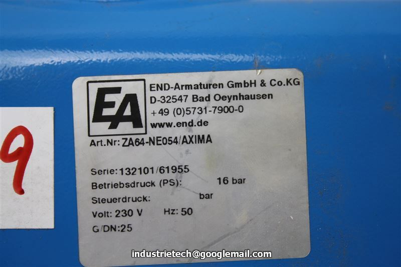 end armaturen gmbh