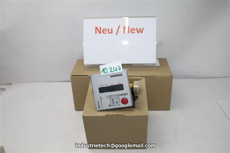 Siemens wfh26.d110 electrónicos contadores de agua wfh 110 mm