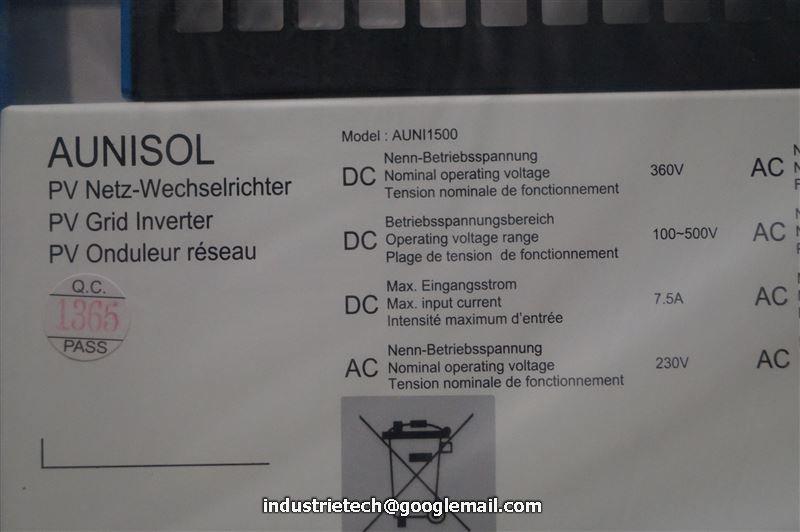 LG SV002iE5-1C 2kW Modbus LS inverter inverter inverter 0